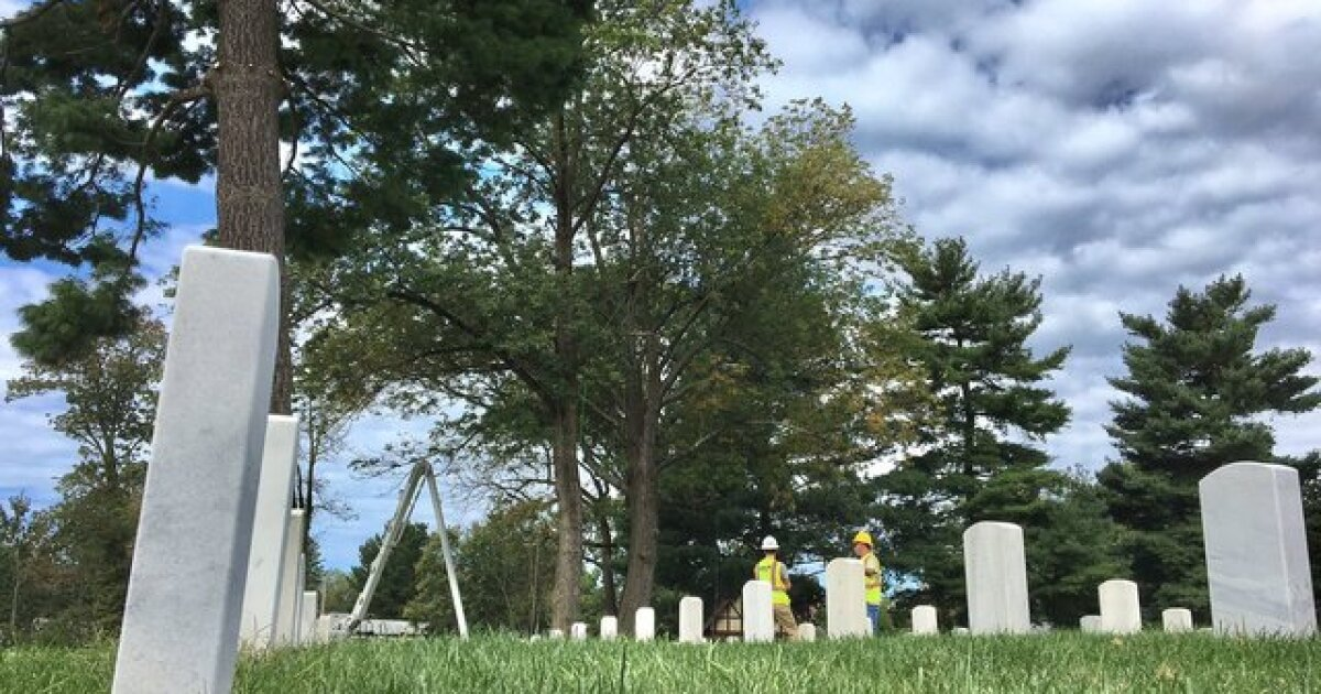 U.S. Army and Vietnam Vet laid to rest in unaccompanied burial at Baltimore National Cemetery