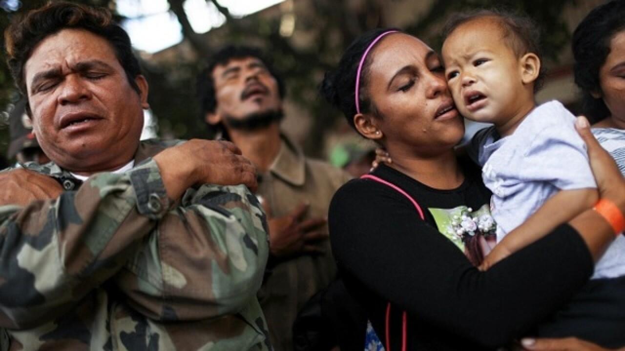 Tijuana mayor: Aid needed to deal with migrants