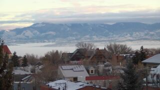 Weather Wise: Inversions and Winter Air Quality