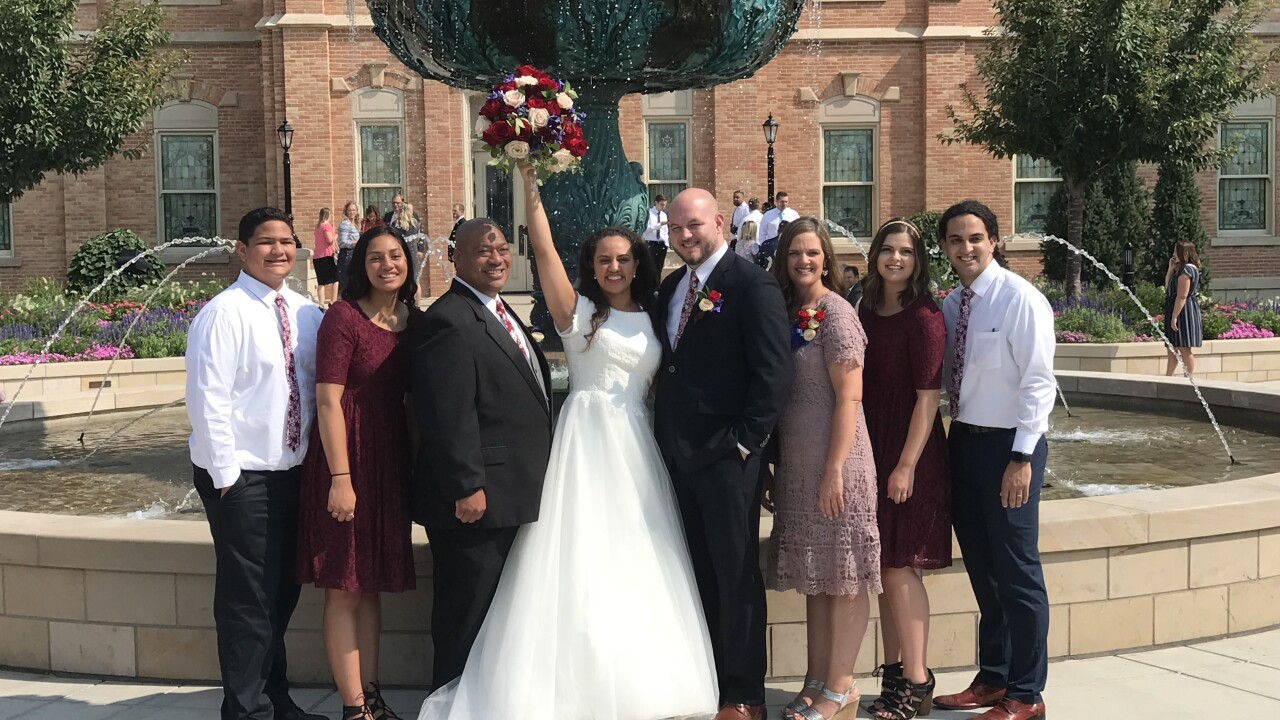 Big Budah's blog: Reconnecting with family, celebrating marriage and continuing health transformations