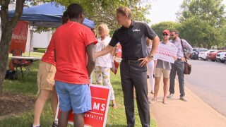 Gubernatorial Candidate Randy Boyd Meets With Voters