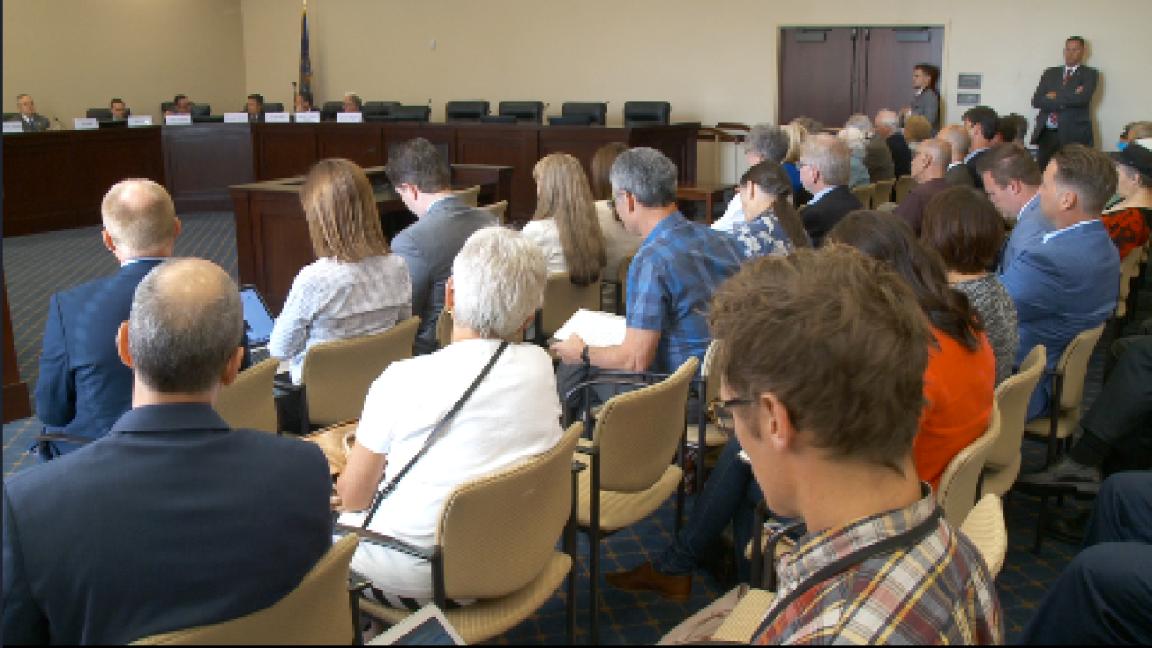 Inland port meeting blows up over whether Utah political leaders would be breaking thelaw