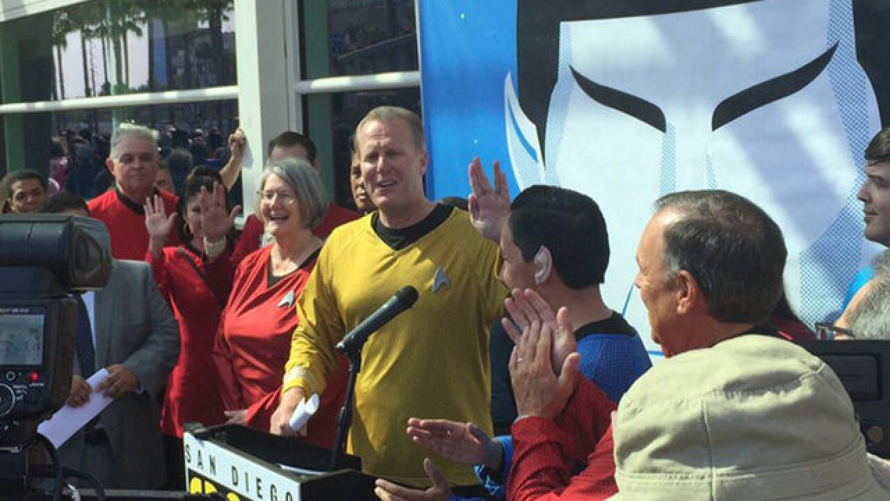 Comic-Con 2016: Welcome to 'Starship San Diego'