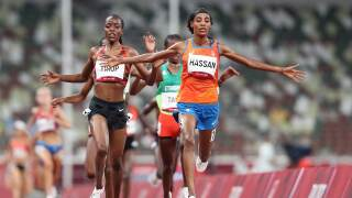 Hassan, Obiri ease into 5,000m final