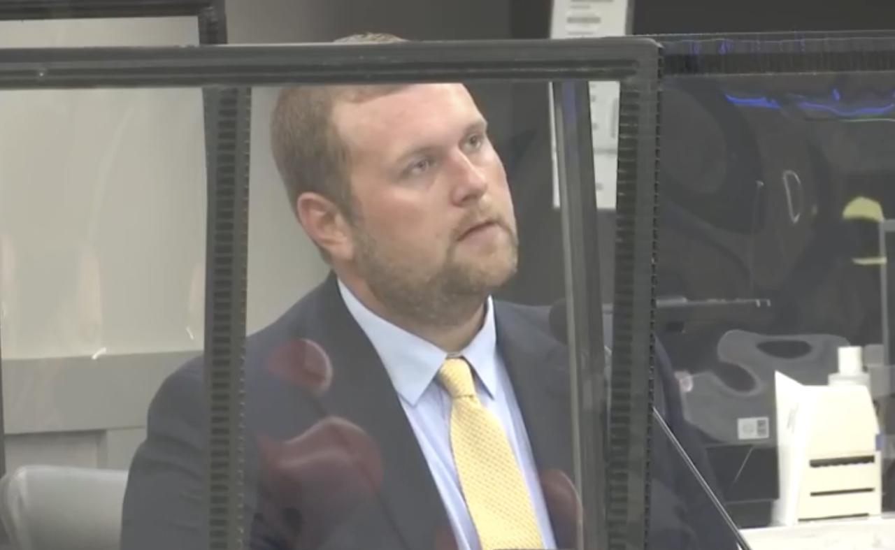 Prosecution cross-examines Wester