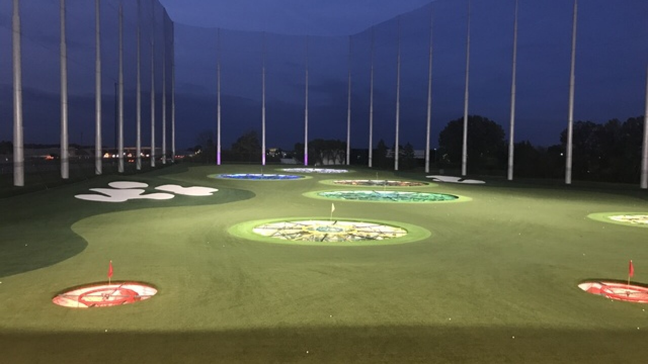 PHOTOS: Sneak peek at Top Golf in Fishers