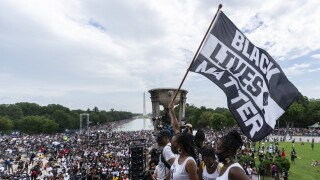 Racial Injustice March on Washington