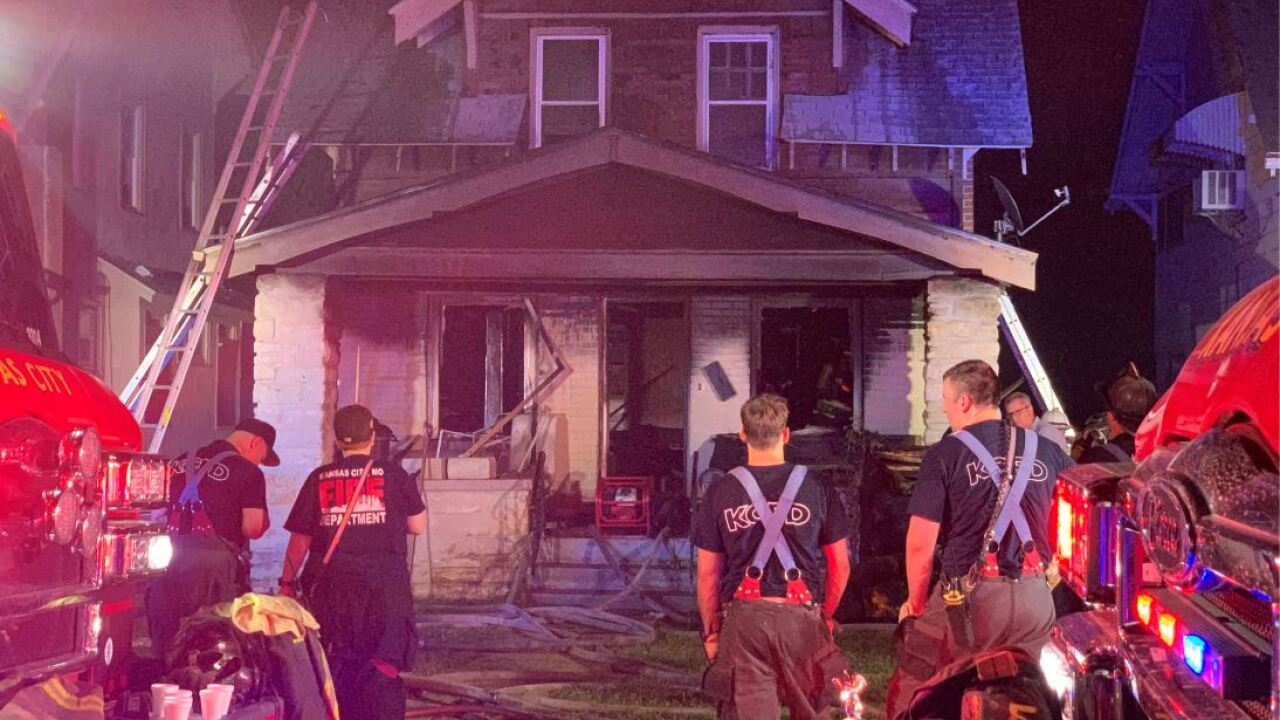 Bales Avenue Fire