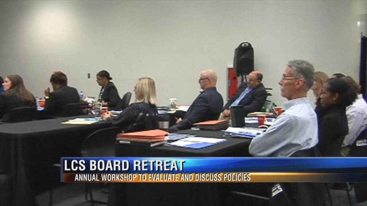 Leon County School Board Sets Goals for New School Year