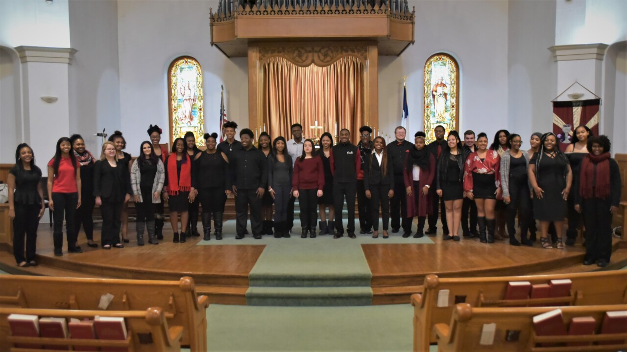 Olivet College Gospel Choir