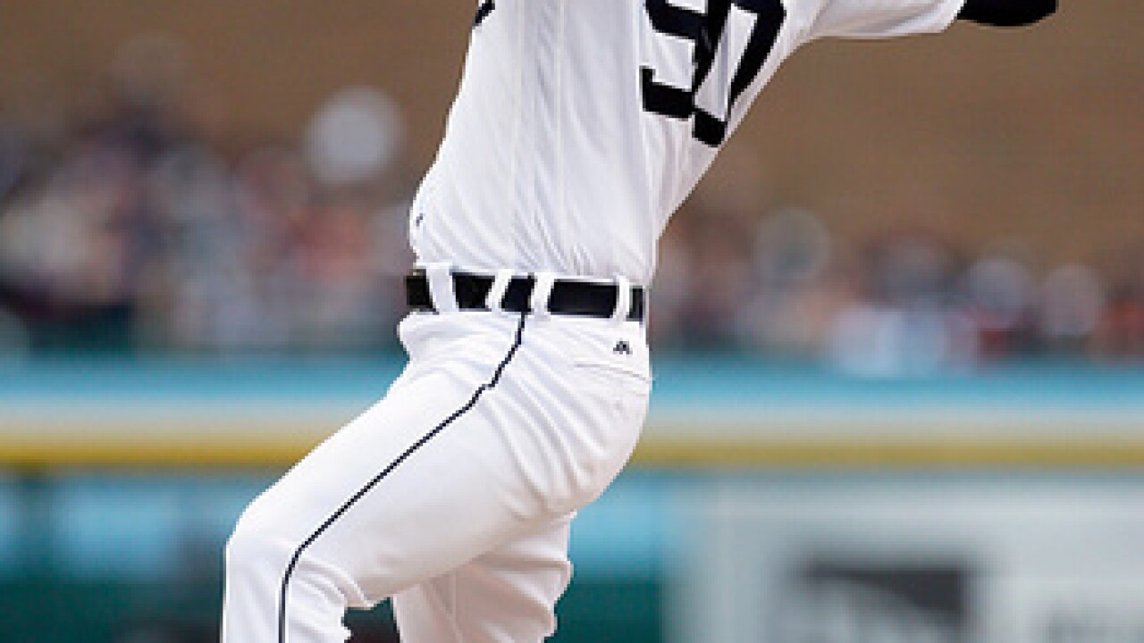 Tigers shut out red-hot Red Sox