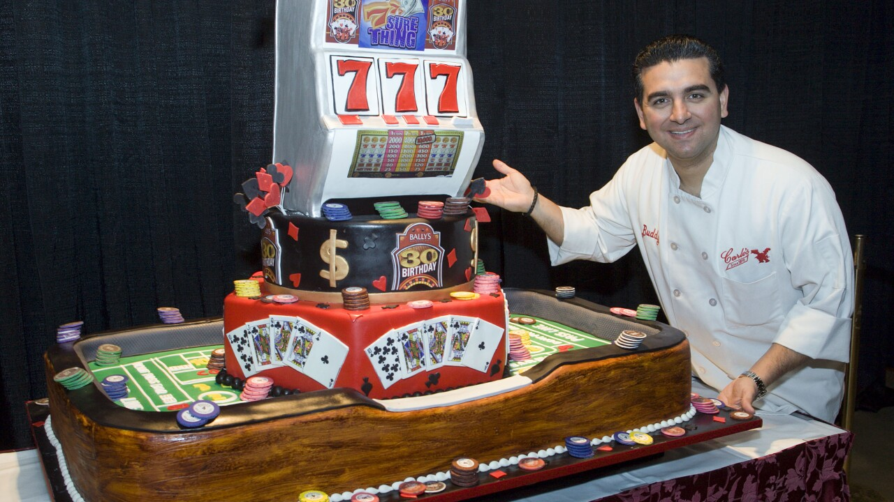 'Cake Boss' Buddy Valastro's hand impaled in 'terrible' accident