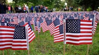 Rose Park memorial to remember 9-11