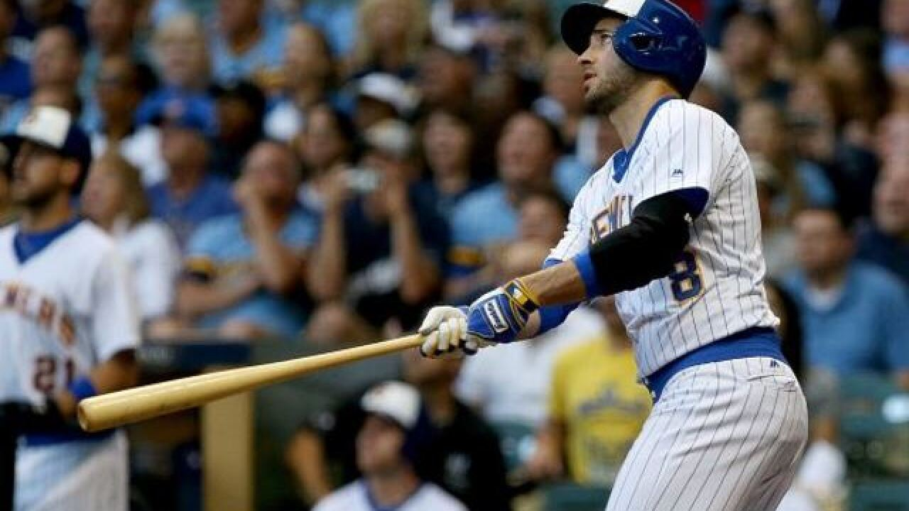 Watch it again: Ryan Braun walks off the St. Louis Cardinals with solo homer
