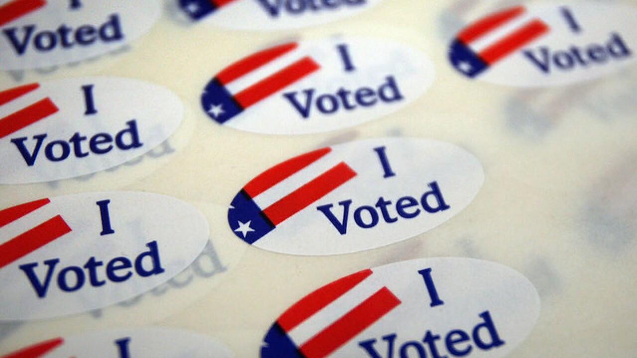 Voter registration ends October 4