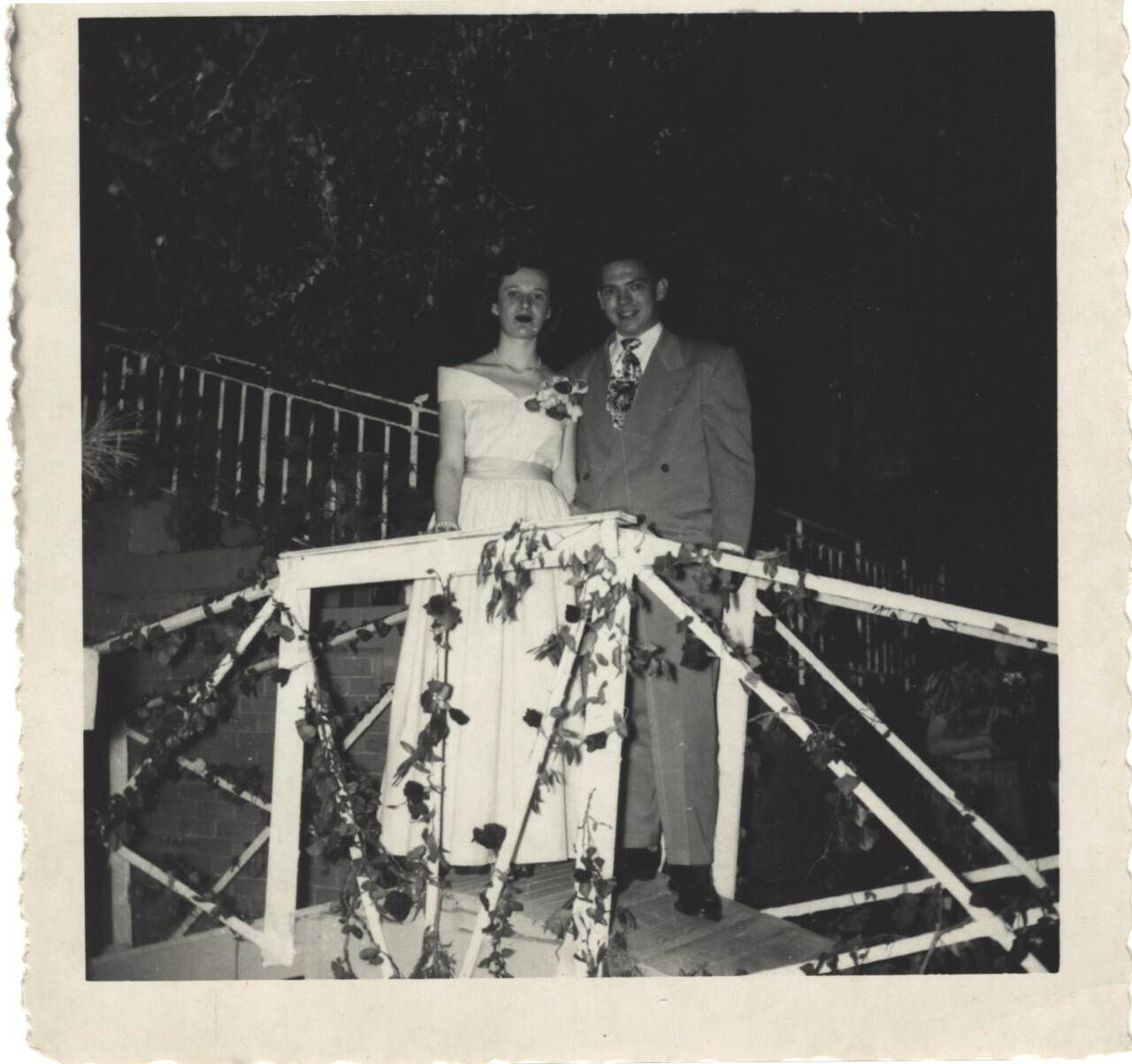 Raymond and Janet Burlew Anderson H.S. Prom 1951Image 11 .jpg