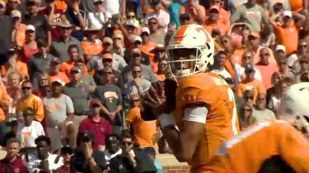 Vols Fall Short, May Have Sealed Jones' Fate