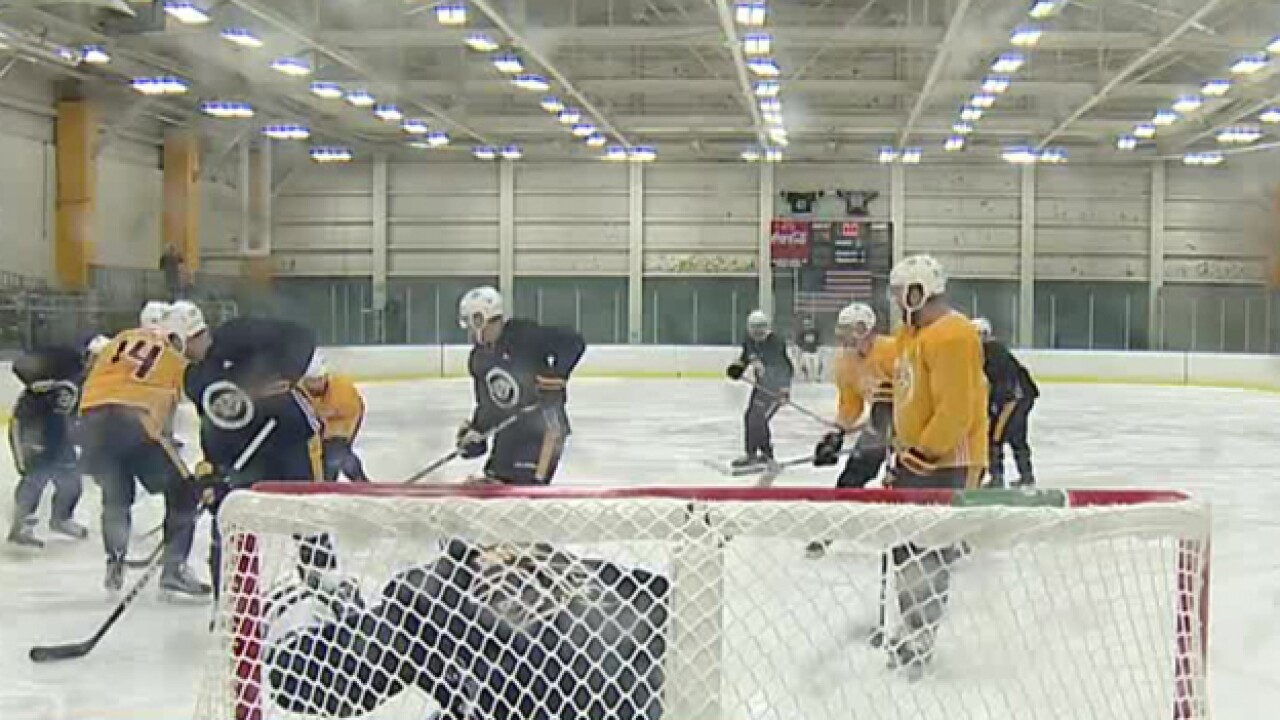 Excitement Builds For Predators Playoff Run