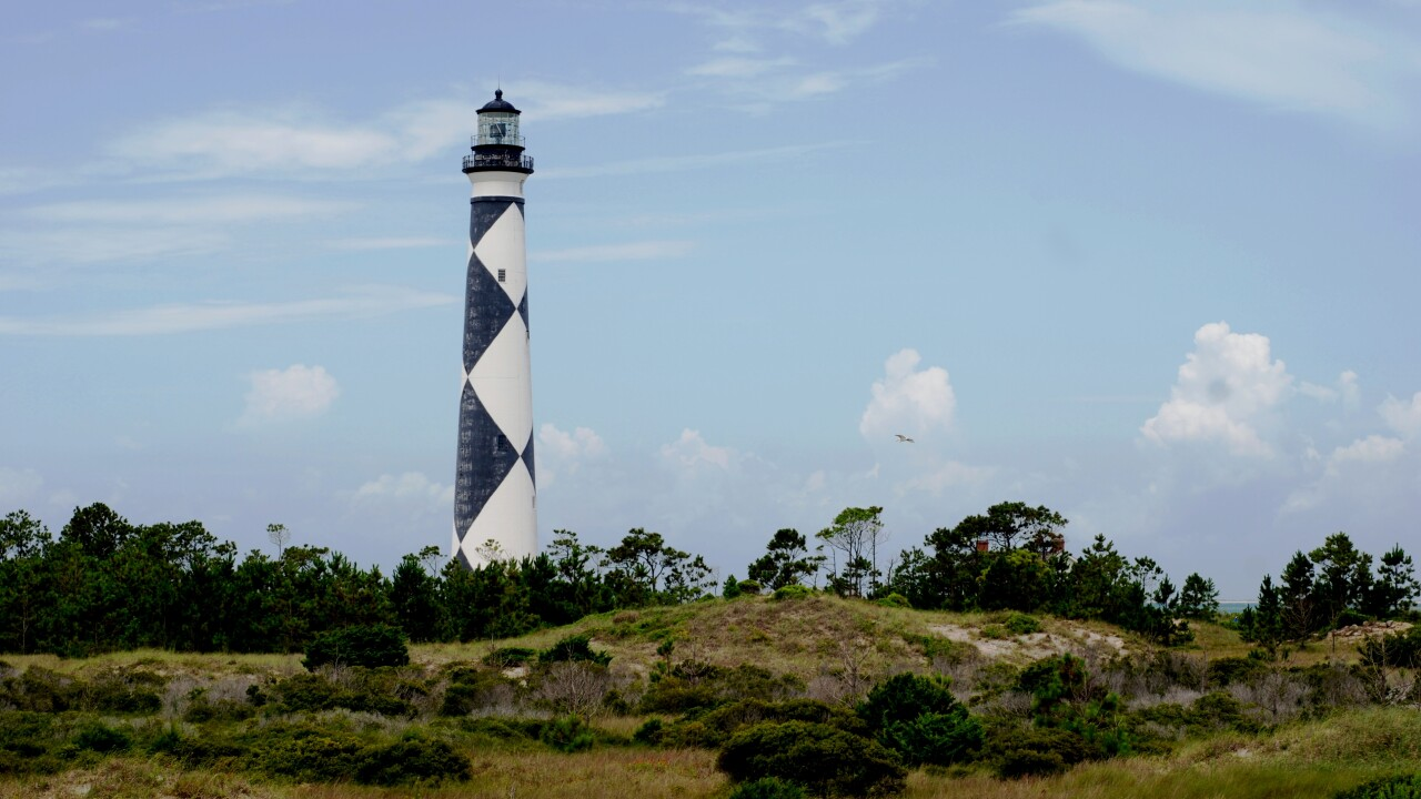 Coast Guard proposes LED upgrade to Cape Lookout Lighthouse