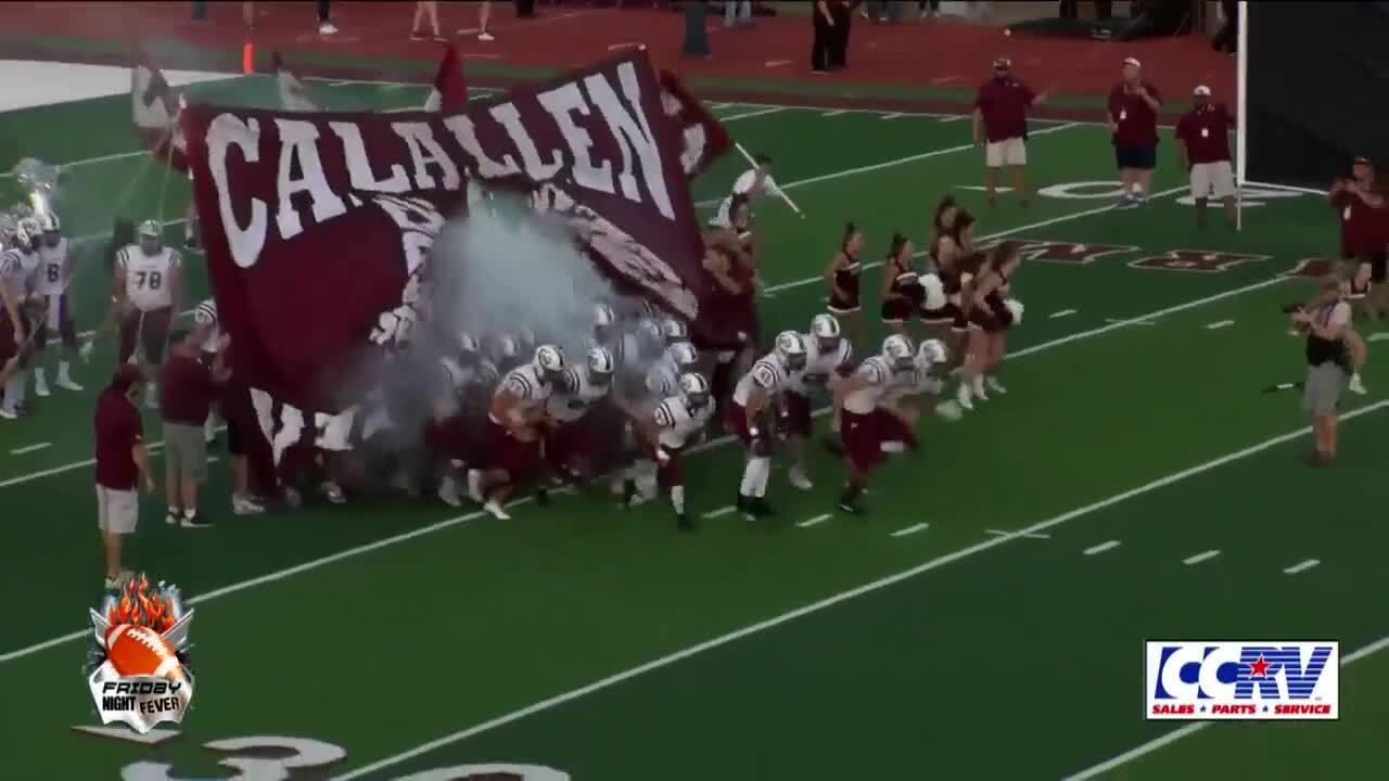 Friday Night Fever is at Calallen-Flour Bluff