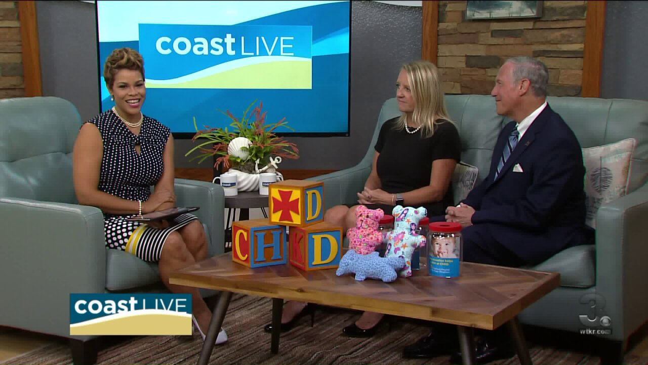 Helping CHKD address a community mental health crisis on Coast Live