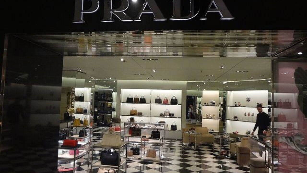 Prada pulls products after accusations of blackface imagery