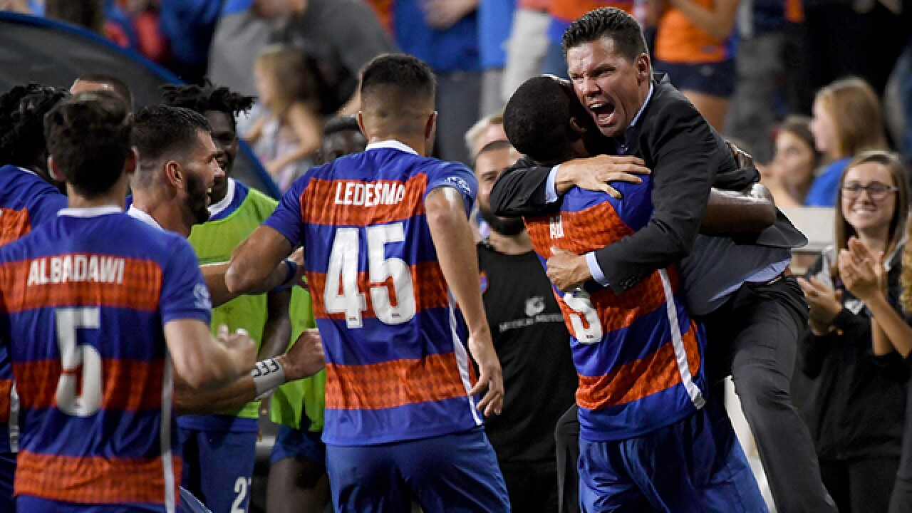 Is FC Cincy star born? No more 'almost' for Fanendo Adi