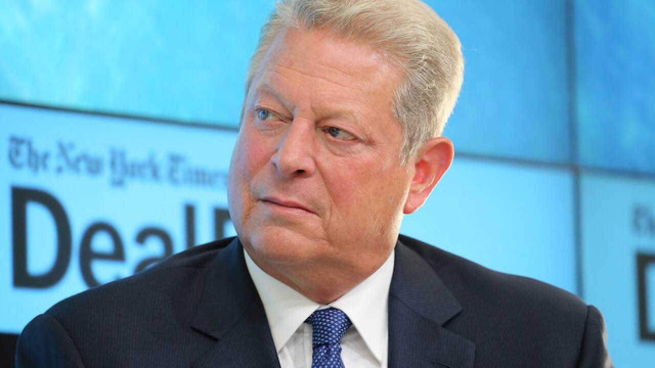 Al Gore: Trump's Paris decision 'indefensible'