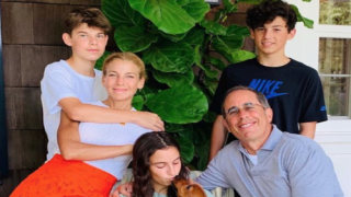 Jerry Seinfeld, Kelly Ripa And Other Celebrities Share Emotional Posts About College-bound Kids