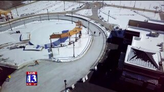 Living Elevated at Herriman's Ice Ribbon