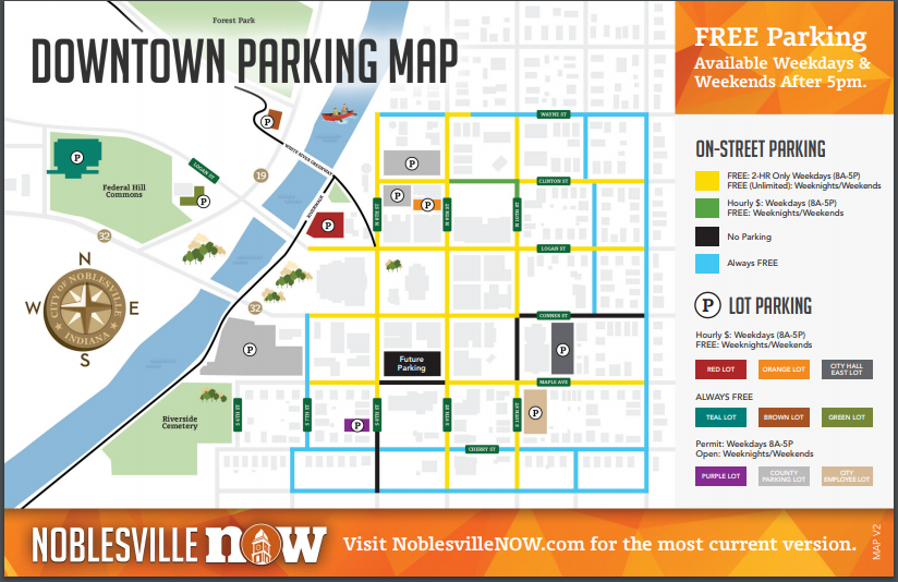 Downtown Noblesville Parking Map.PNG