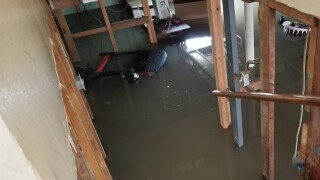 What health dangers lurk in flooded homes?