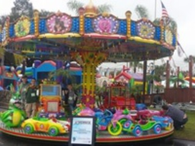 What's on the Midway?