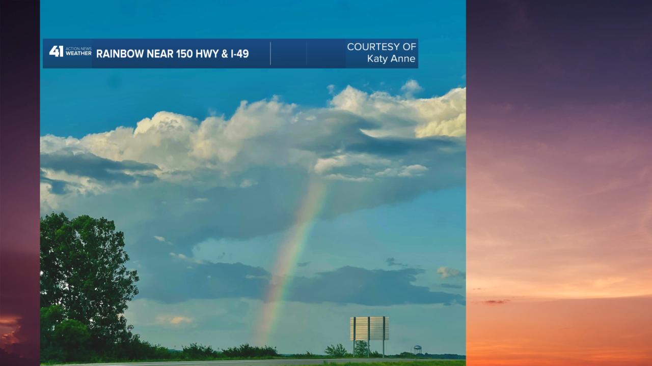 Rainbow Near KC