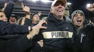 ESPN: Jeff Brohm turns down Louisville job, will stay at Purdue