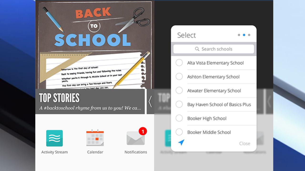 Sarasota Co. Schools launch new app for parents