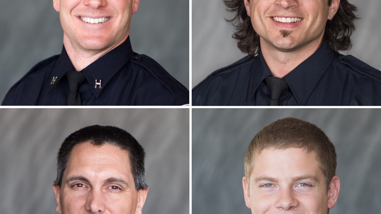 4 Peoria firefighters injured in Surprise explosion