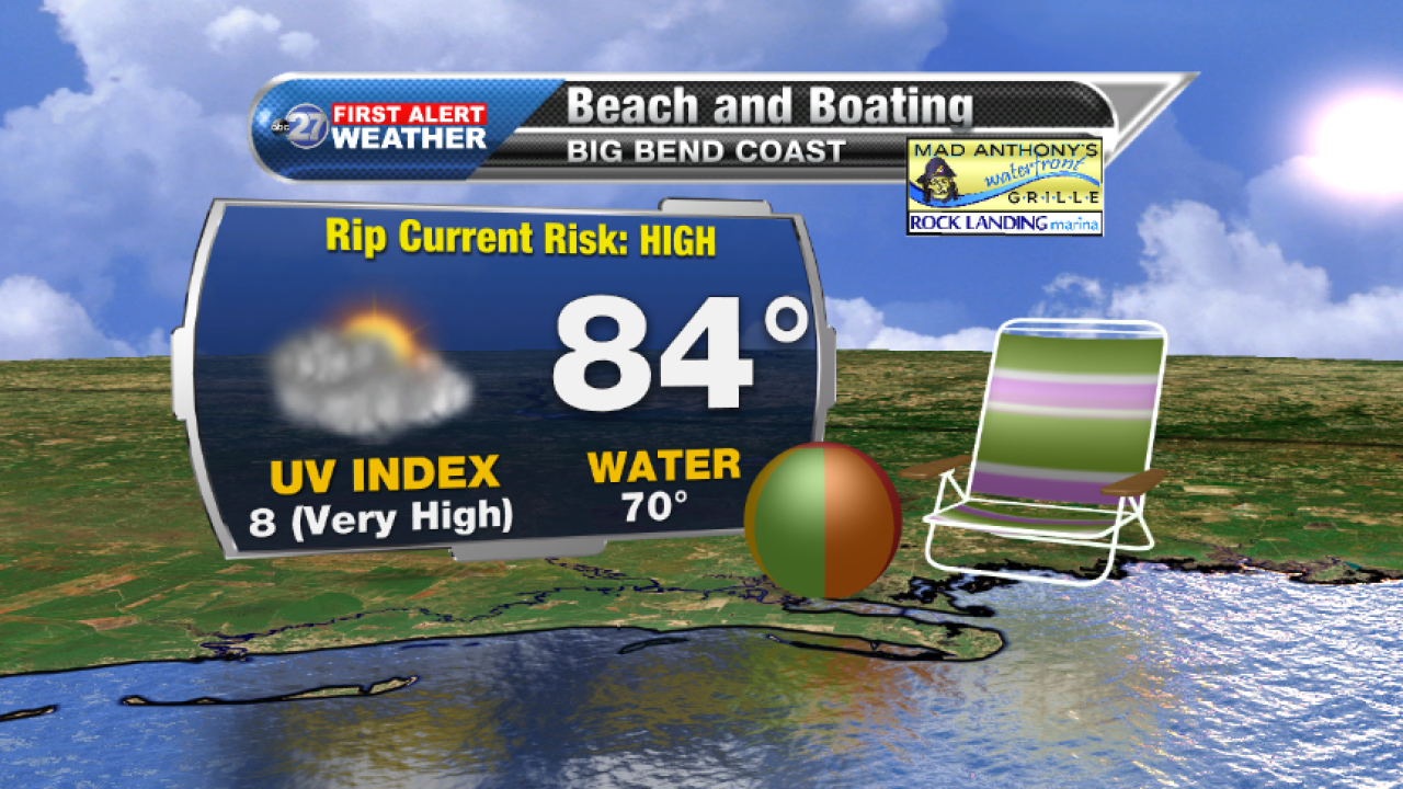 Beach and Boating forecast B (09/12/2017)