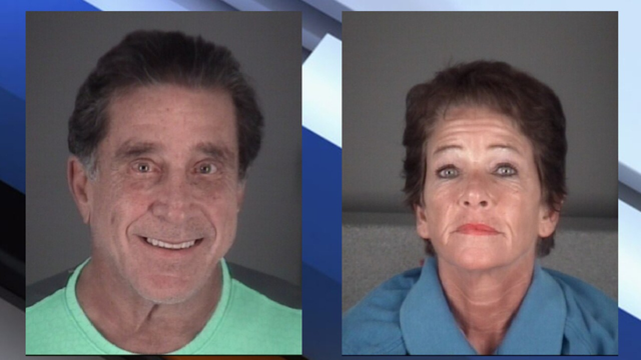 Florida mayor charged with domestic battery