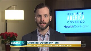 A last minute call to sign up for healthcare on Coast Live
