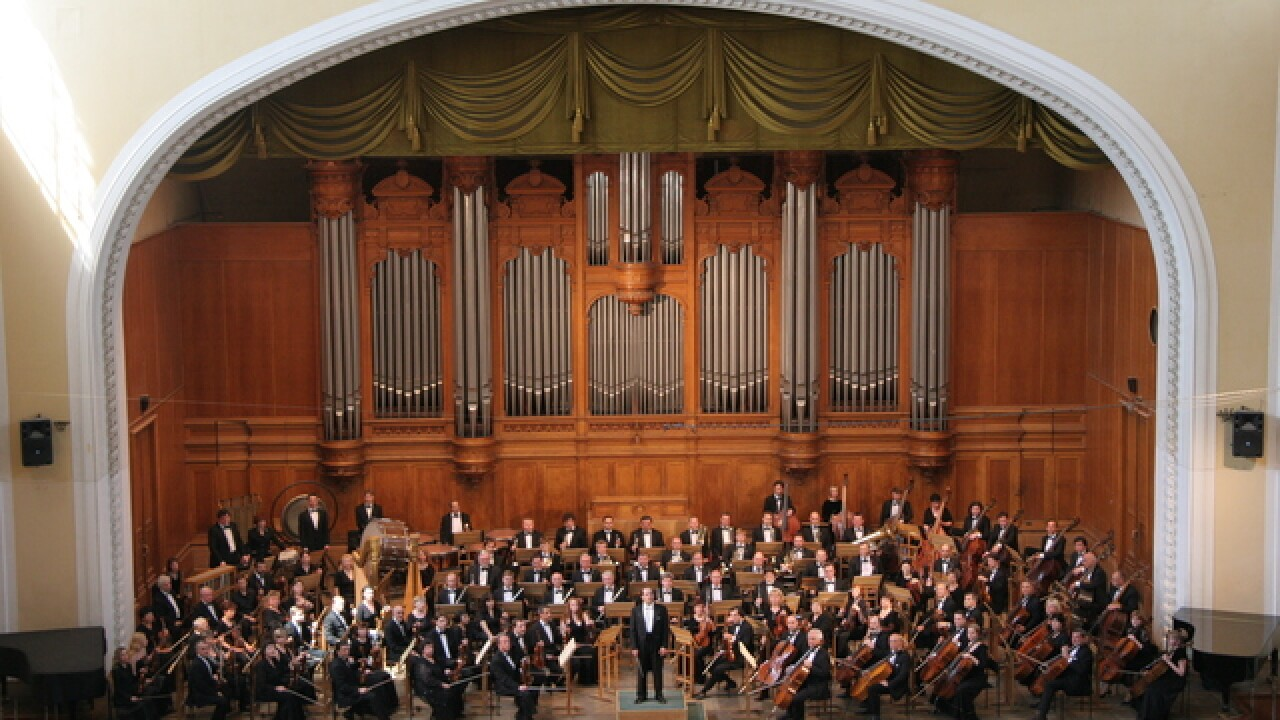 One of the world's top orchestras comes to Wharton Center this November