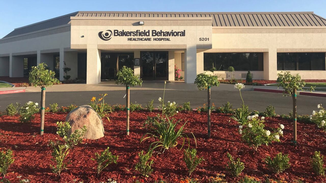 Bakersfield Behavioral Healthcare Hospital