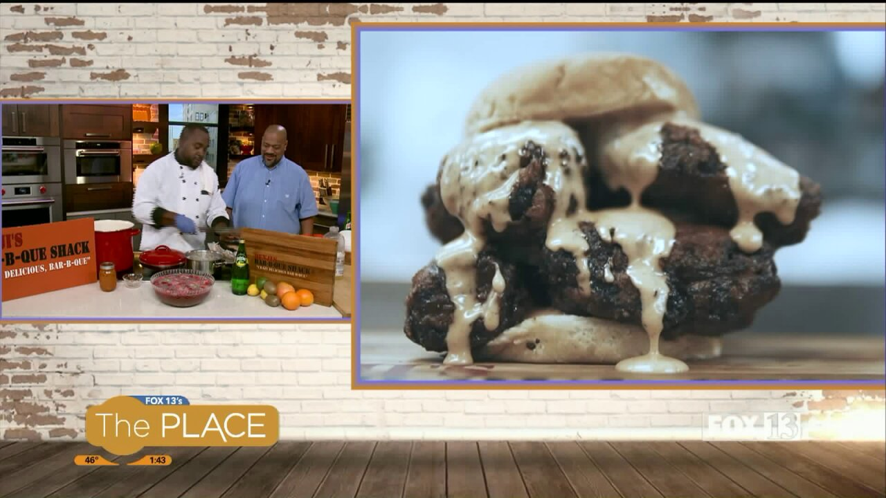 Benji's Bar-B-Que Shack shares 2 holiday recipes