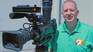 High School Insider with Mike Dyer Podcast: Photojournalist Philip Lee talks about TV coverage