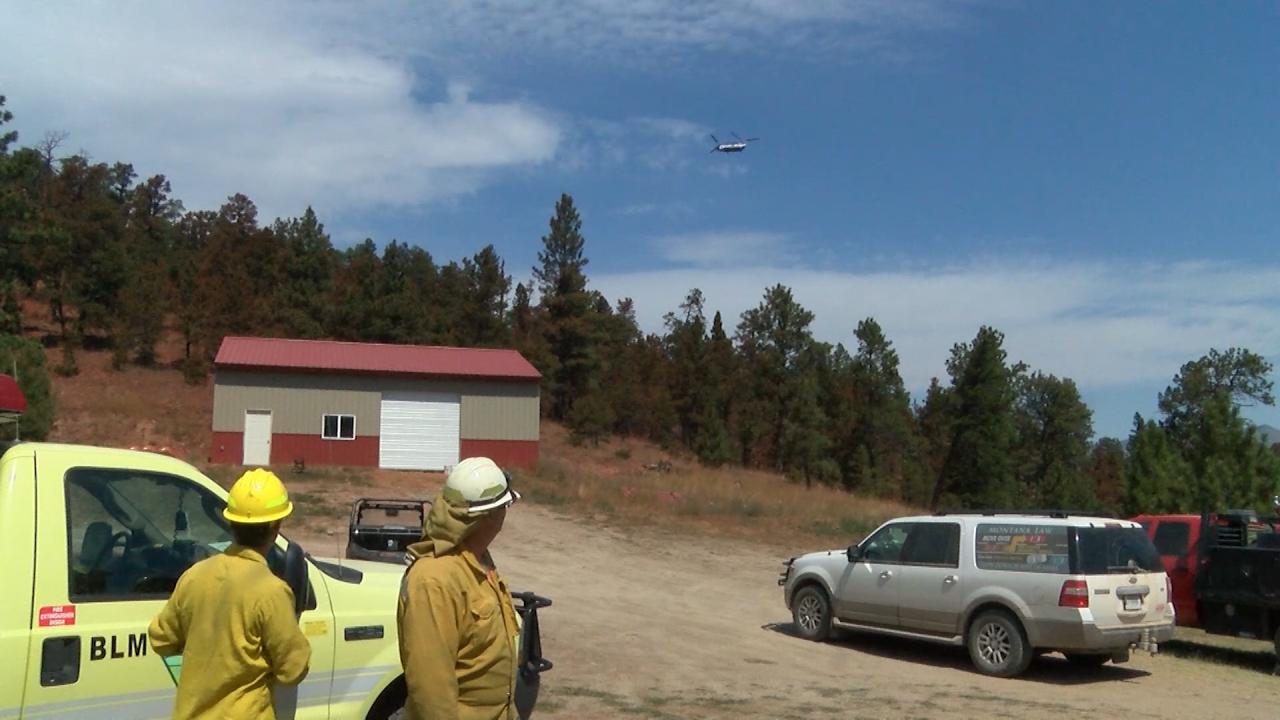North Hills Fire Volunteers