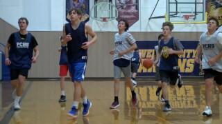 Deer Lodge Boys basketball