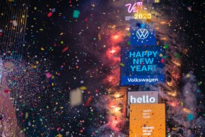 NYC New Year's Eve celebrations going virtual