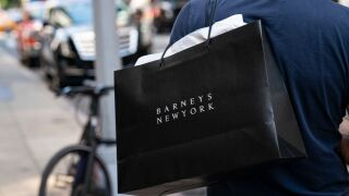 High-end retailer Barneys files for bankruptcy