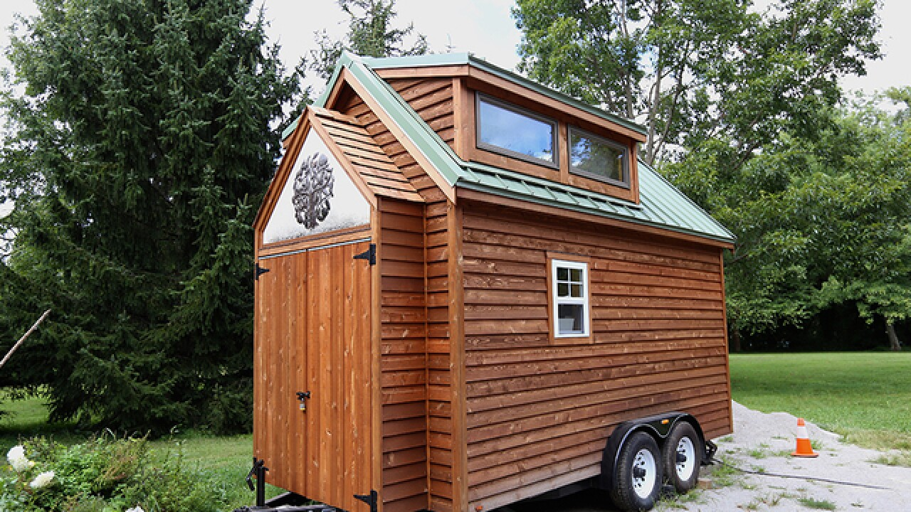 Tiny homes: Living small in a big way