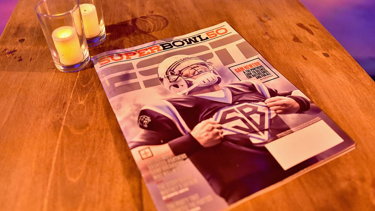ESPN shutting down its magazine